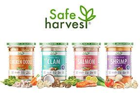 Safe harvest product assortment