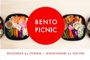 Bento Picnic Logo for Whole30