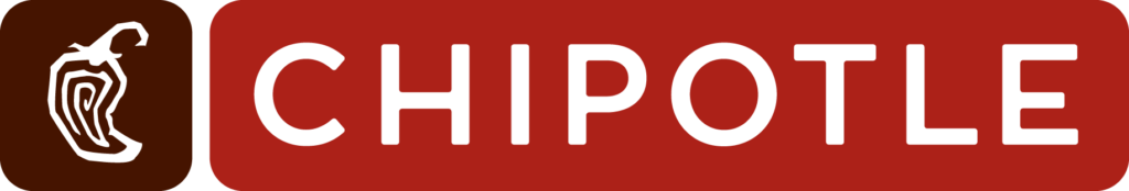 Red and brown Chipotle logo