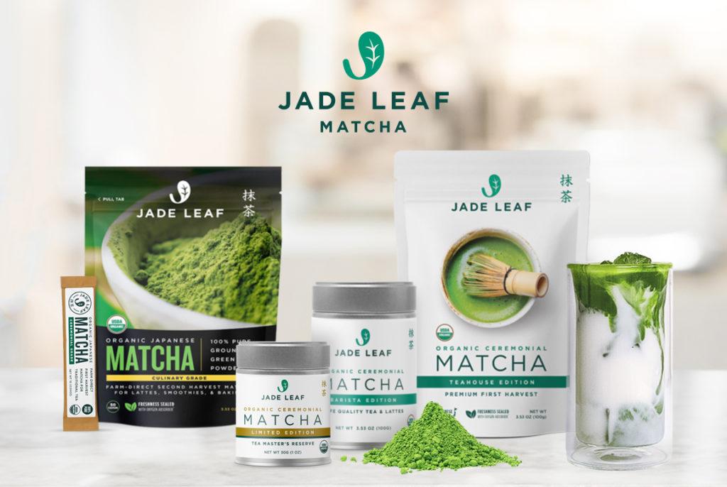 Jade Leaf Matcha Whole30 Web Banner