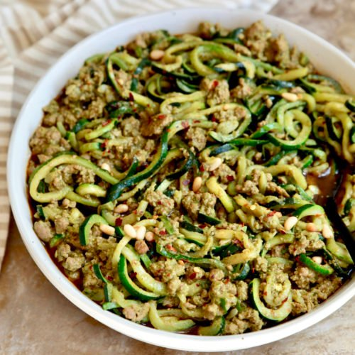 Spicy-Pork-Pesto-Zoodles-3