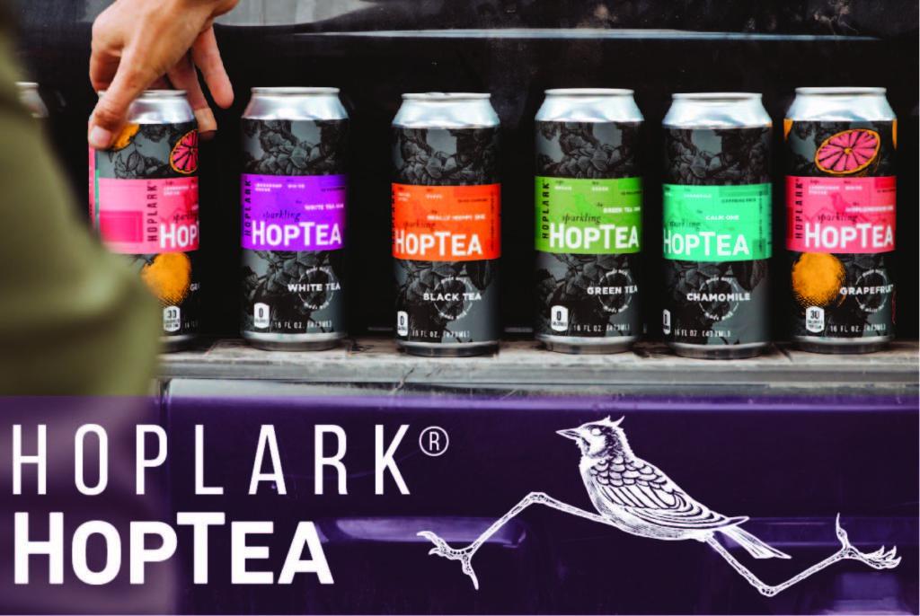 Hoplark HopTea products