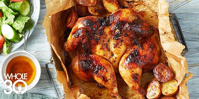 Piri Piri Chicken from The Primal Gourmet
