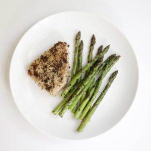 5 ingredient tuna steak