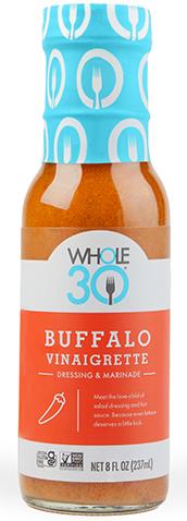 Whole30 Buffalo Vinaigrette Product Shot