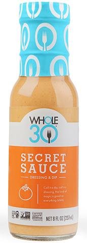 Whole30 Secret Sauce Product Shot