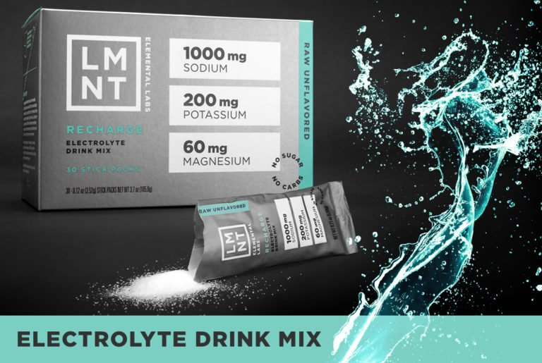 LMNT Electrolyte Drink Mix