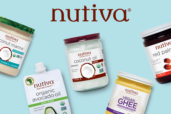 Nutiva brand plant-based products