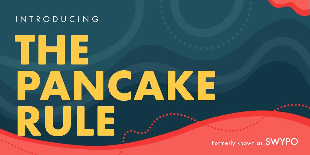 The Pancake Rule